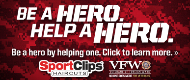 Sport Clips Haircuts of Maple Valley ​ Help a Hero Campaign